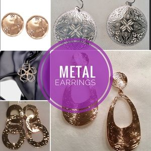 Jewelry - Metal Earrings